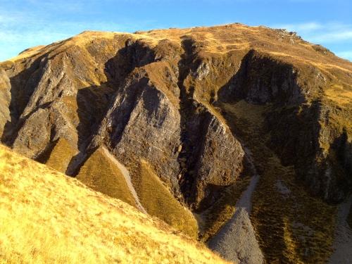 Allt Slochd a'Mogha Gorge, Knoydart, Scotland (c) JP Mundy 2012