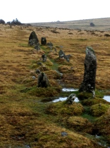 4000 years old and counting: Merrivale Stone Rows on Dartmoor (c) JP Mundy