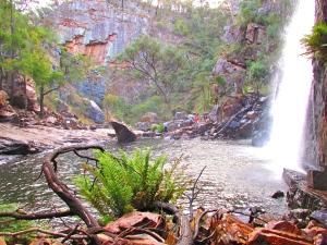 MacKenzie Falls, The Grampians (C) JP Mundy
