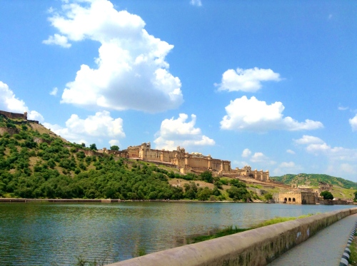 Amber (Amer) Fort, Amer Town, near Jaipur, india