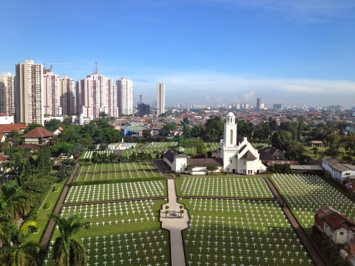 Netherlands Field of Honour and Jakarta War Cemetery