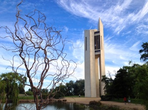 The National Carillion, Canberra © JP Mundy 2013